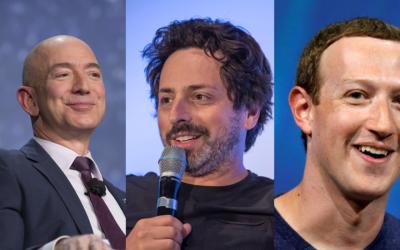 Ông Chủ Google, Amazon, Facebook đua Nhau Bán Cổ Phiếu, Thu Về Hàng Chục Tỷ USD